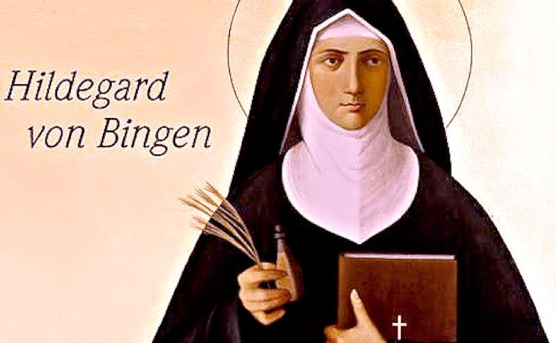 2019.05.20-26 Rekolekcje z postem wg św. Hildegardy z Bingen – Doktor Kościoła!
